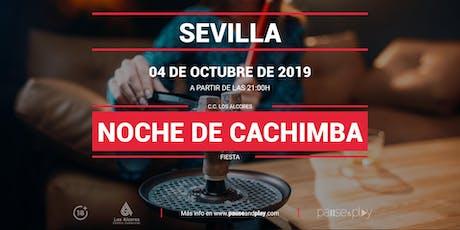 Noche de Cachimba en Pause&Play Los Alcores entradas