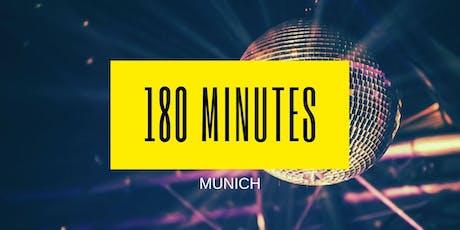 180 Minutes w/ Marcus Meinhardt Tickets