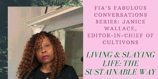 Slay while living Sustainably
