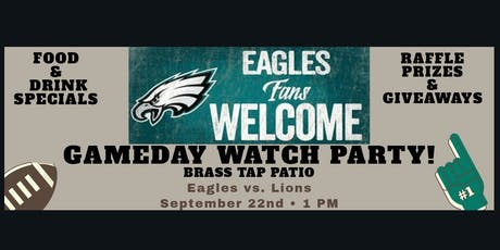 Eagles Game Day Watch Party tickets