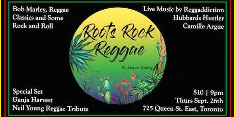 Roots Rock Reggae at Jasper Dandy tickets