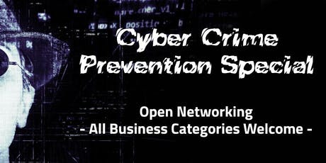 Plymouth Business Network - Cyber Crime Prevention Special - 1/10/19 tickets