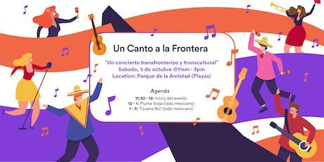 Un Canto a la Frontera (Concierto transfronterizo y transcultural) tickets
