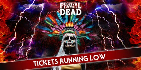 Festival of The Dead: Birmingham tickets