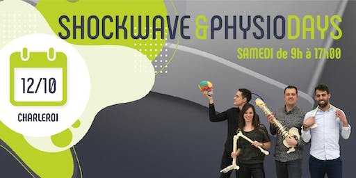 SHOCKWAVE & PHYSIO DAYS - Charleroi