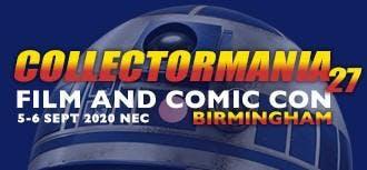 Collectormania 27 Film & Comic Con Birmingham 2020