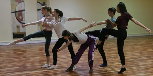 Dance Woking Evolve Youth Dance Oct Half Term 3 day dance intensive