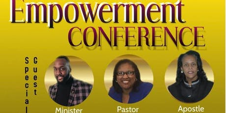 The Empowerment Conference: REVIVE-RESTORE-RELEASE tickets