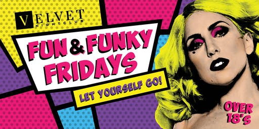 Fun and Funky Freshers special