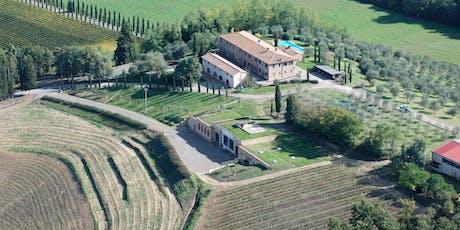 Tuscan Wine Tasting with Matteo Cantini, Fattoria Fibbiano - West Didsbury tickets