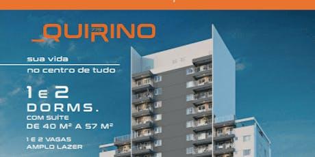 Quirino779 - você no centro de tudo. ingressos