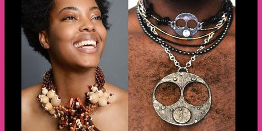 Fab Friday's at Fia's Pop Up Shop - Thrift and Pop up with Dook W. Jewelry