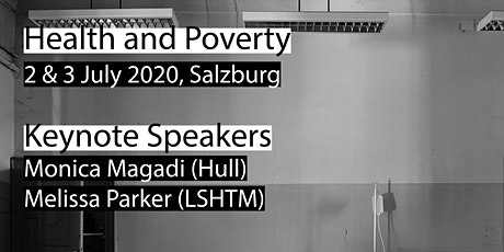 2020 Salzburg Conference in Interdisciplinary Poverty Research tickets