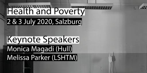 2020 Salzburg Conference in Interdisciplinary Poverty Research