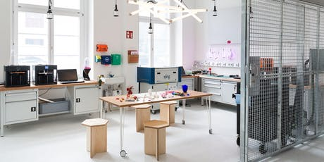 3D-Druck (SLA) Intro-Workshop in der Life Science Factory Tickets