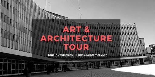 Art & Architecture Tour in Jerusalem