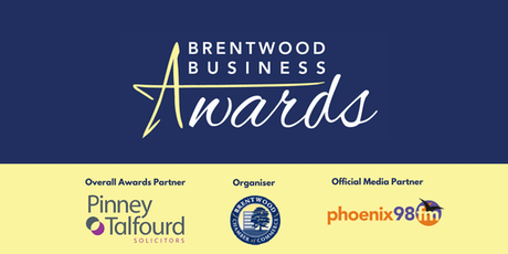 Brentwood Business Awards 2019 tickets
