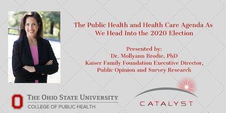 HSMP Seminar feating Dr. Mollyann Brodie tickets