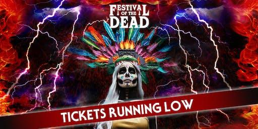 Festival of The Dead: Lincoln
