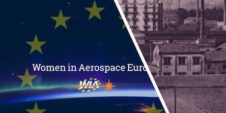 Women in Aerospace Europe - Innauguració del Capítol Local a Barcelona entradas