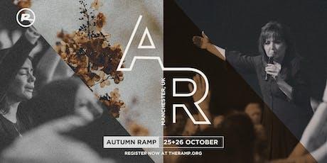 Autumn Ramp tickets