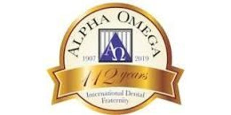 Alpha Omega Dental Fraternity, Cleveland Fall Dinner Meeting tickets