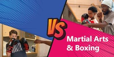 Martial Arts & Boxing