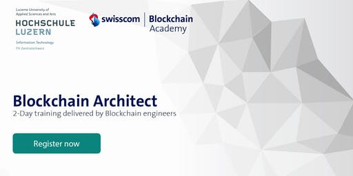 Blockchain Architect - Expert Training