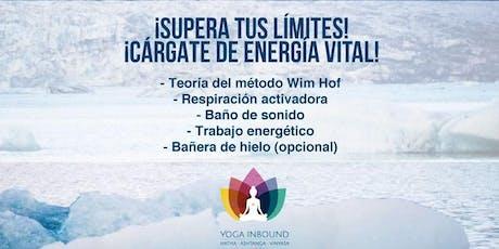 Método Wim Hof en Yoga Inbound por Victor Goenka tickets