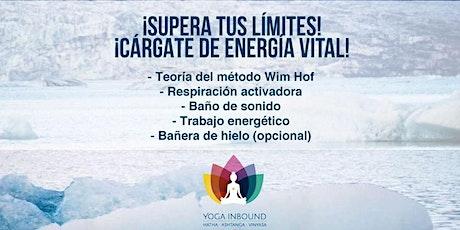 Método Wim Hof en Yoga Inbound por Victor Goenka entradas
