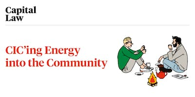 CIC'ing Energy into the Community Breakfast Briefing