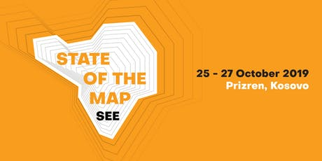 State of the Map SEE 25 - 27 October, Prizren, Kosovo tickets