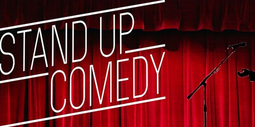 FREE TICKETS!  Amazing Stand Up Comedy Show