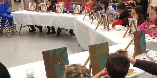 Sessions de peinture 2019-2020