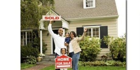 Free Home Buyers Class/Seminar tickets