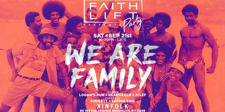 FLP Presents We Are Family  tickets