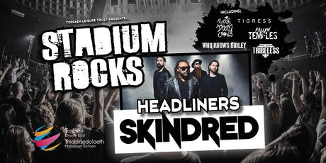 Stadium Rocks ft. Skindred and supporting acts tickets