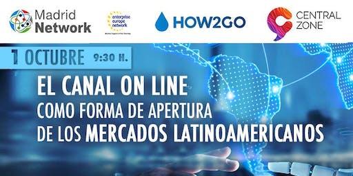 El canal on line como forma de apertura de los mercados latinoamericanos