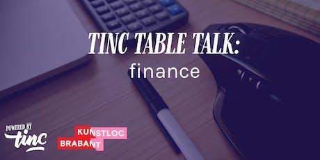 TINC table talk tickets
