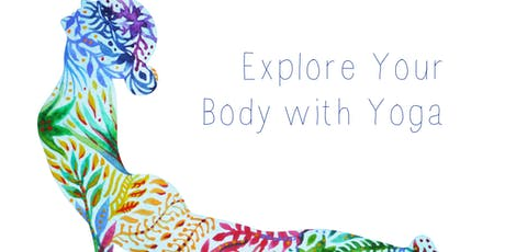 Your Body, Your Yoga tickets