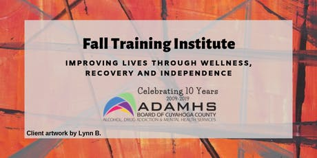 3-days of Training for Prevention Professionals tickets