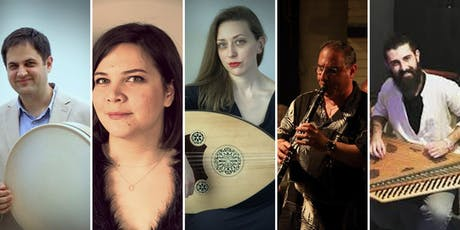 Muscari - Mediterranean and Middle Eastern Music Cafe Aman Style tickets