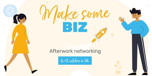 Make some Biz Afterwork