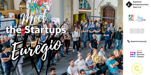 Euregio: Meet The Startups!