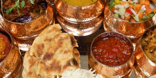 Diwali Supper Club with Vivek Singh