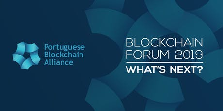 Blockchain Forum 2019 bilhetes