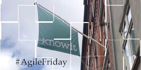 Agile Friday - dialogmøde - hvordan har Agile det i dag? tickets