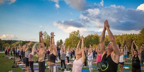 The Yoga Weekend tickets