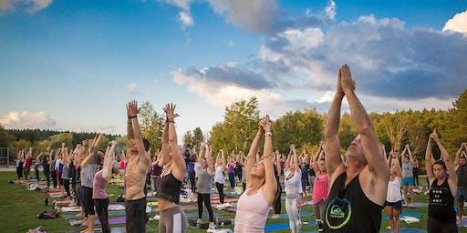 The Yoga Weekend