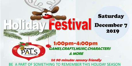 4th Annual Holiday Festival for Autism! tickets